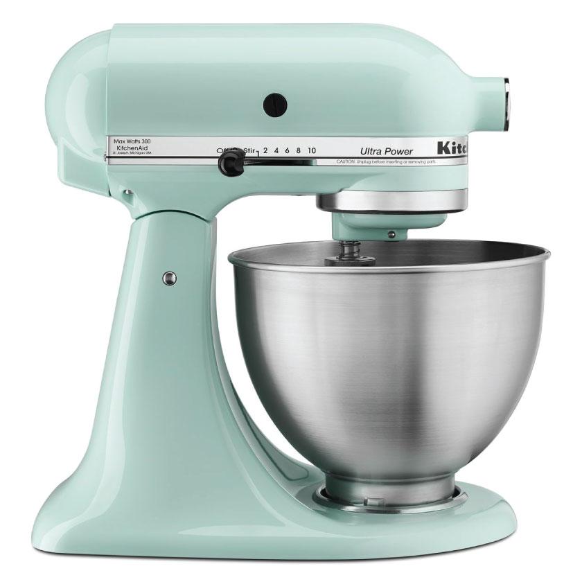 Aqua-Kitchen-Aid-Mixer
