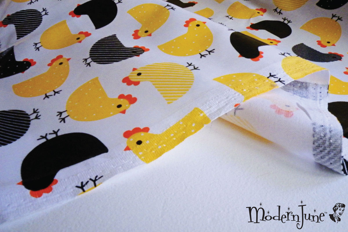 Oilcloth Vs. Laminated Cotton Vs. Chalk Cloth
