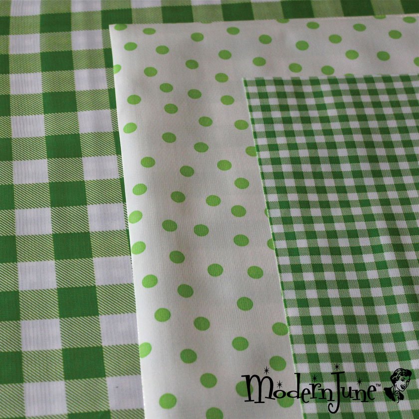 green-gingham,-dot-and-check-oilcloth