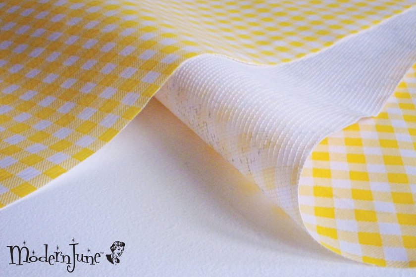 yellow-gingham-oilcloth
