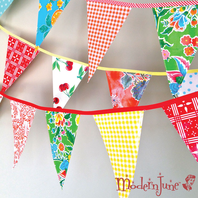 Oilcloth-Party-Banners