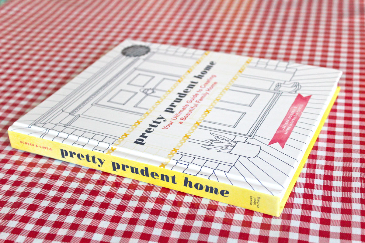 Pretty Book Cover Review : Book review pretty prudent home modern june
