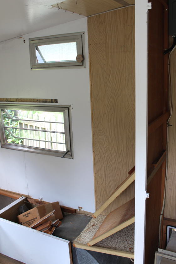 demo 8 closets
