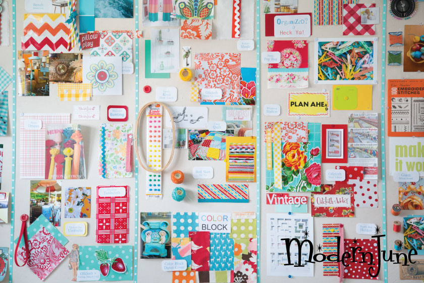 Mood-Board-DIY-project-from-At-Home-with-Modern-June