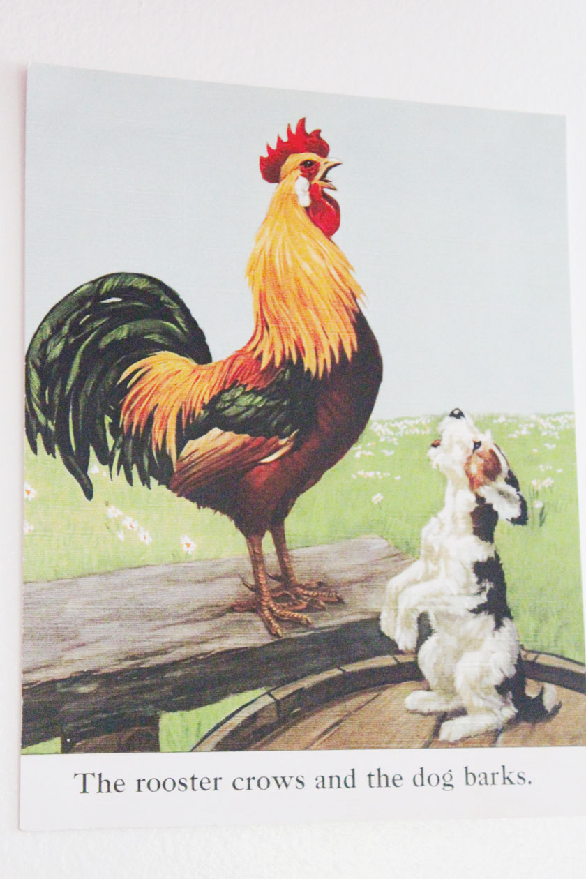 Rooster-Art-Card