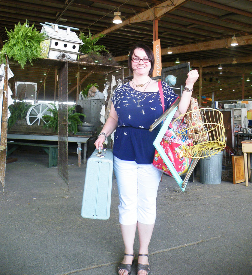 Shopping-at-the-Austin-#CLFair