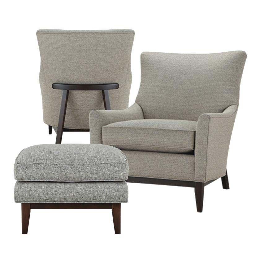 Superieur Bingham Chairs And Ottoman Arhaus