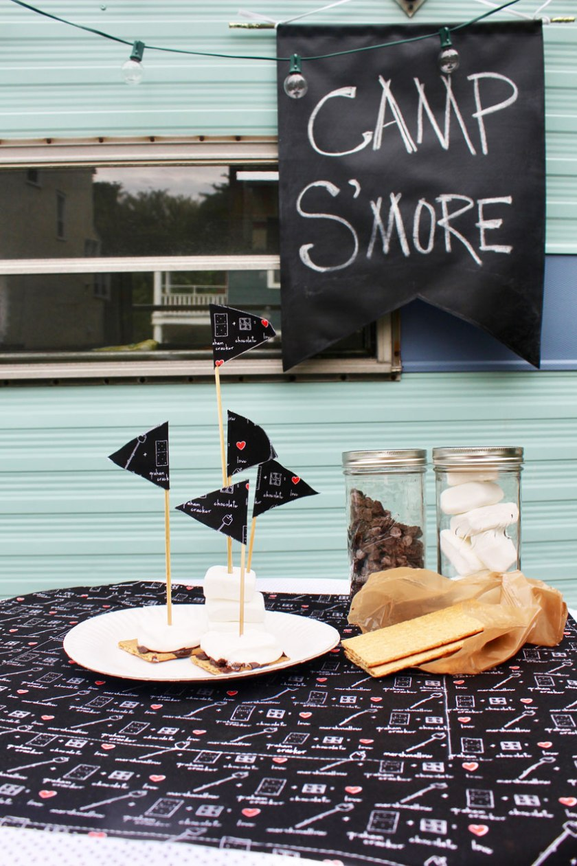Camp-S'more-Party