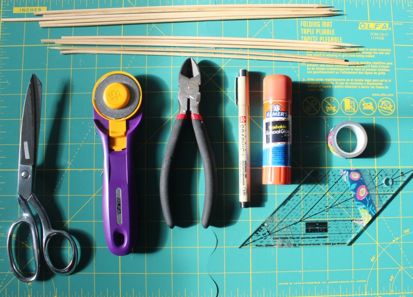 supplies-for-fabric-skewers